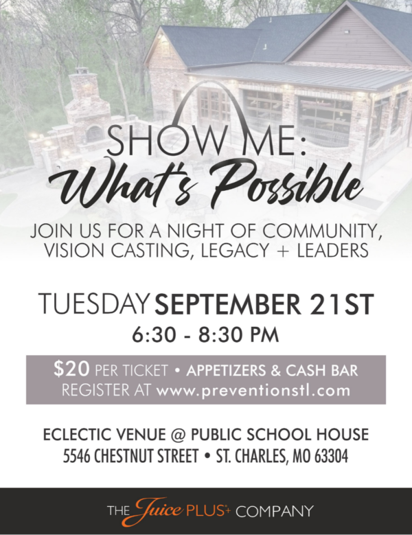 Show Me What's Possible Event