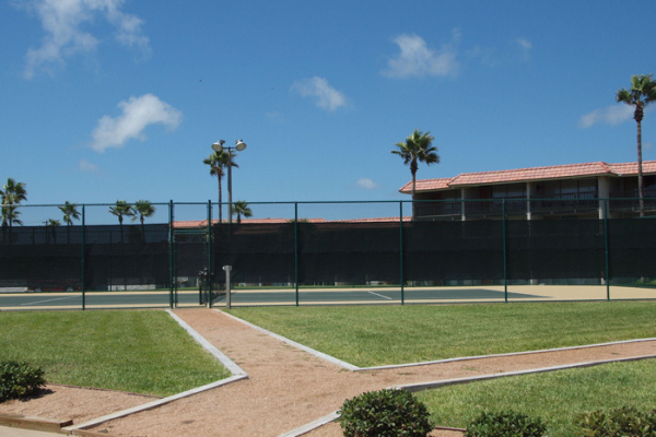 Coral Cay Tennis Courts