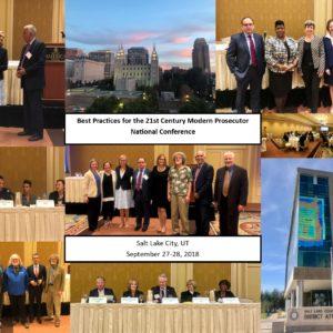 Best Practices of the 21st Century Modern Prosecutor