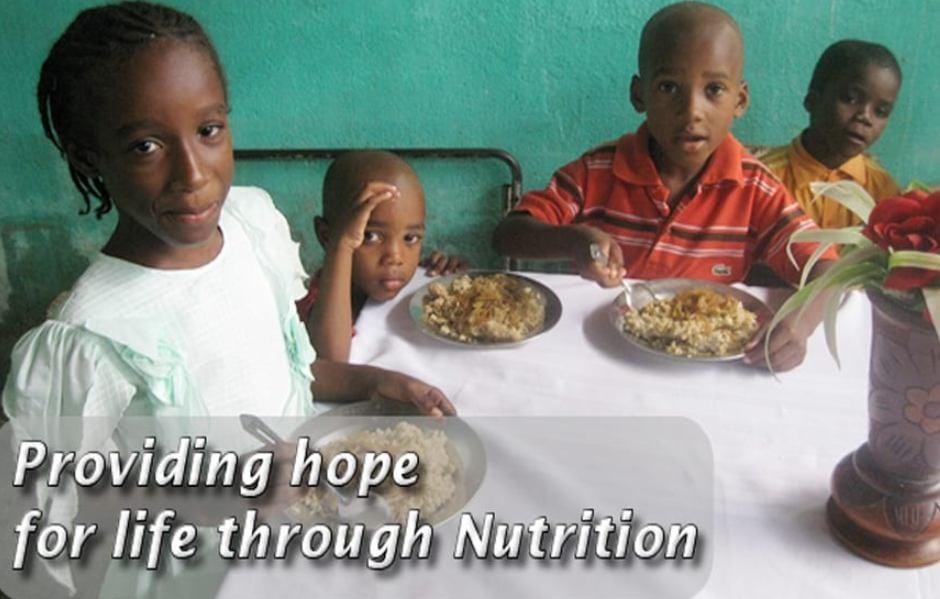Children for a New Haiti