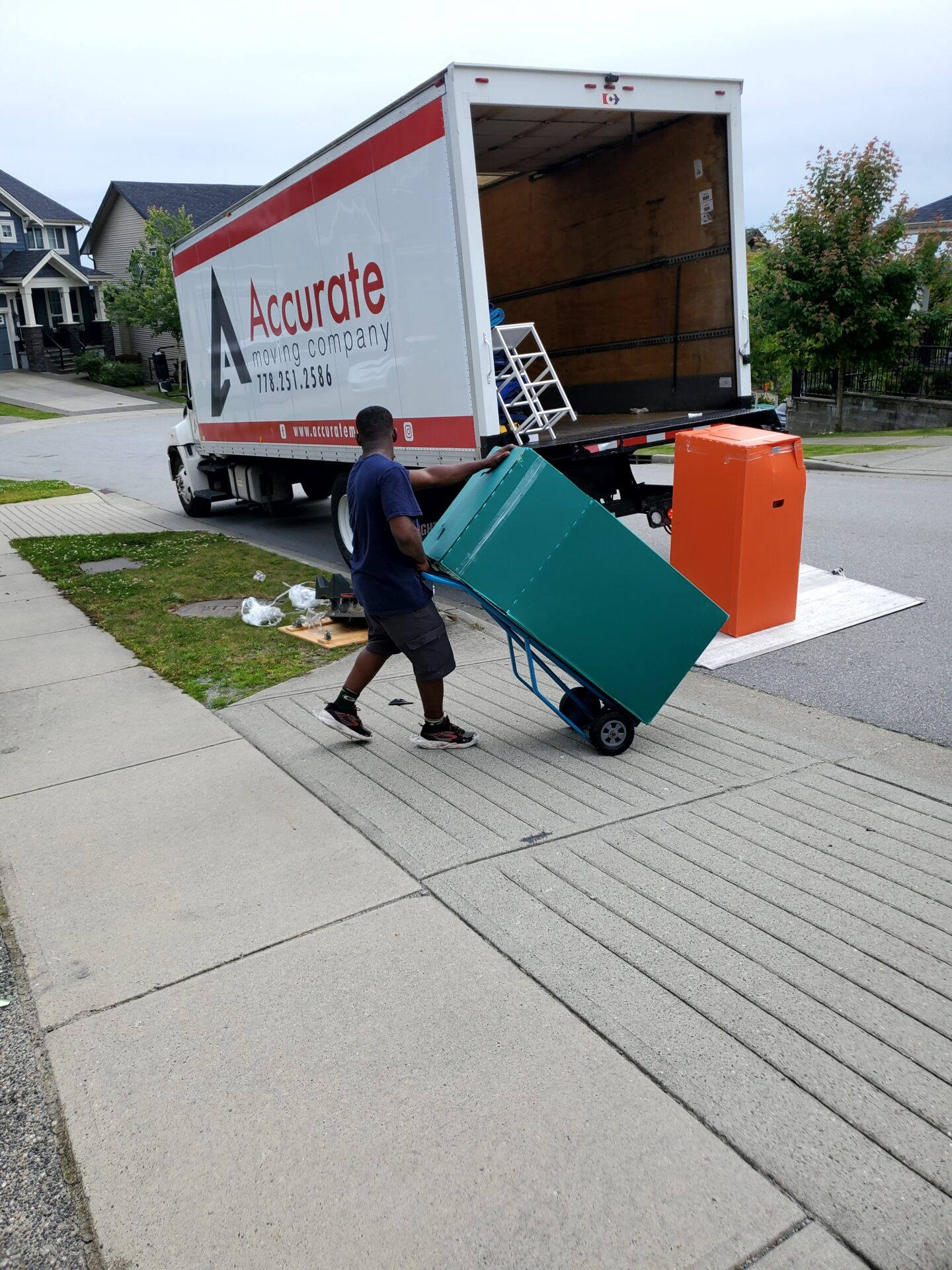 Best Moving Company Vancouver BC