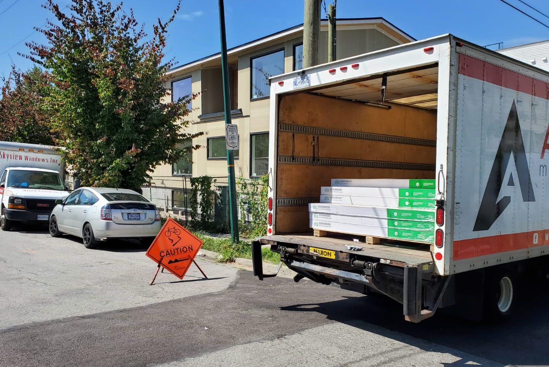 Delivery Service Surrey