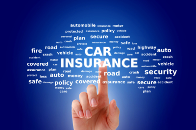 Car insurance collage