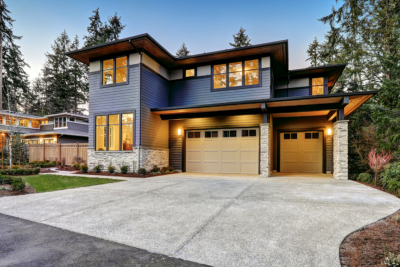 Luxurious new construction home