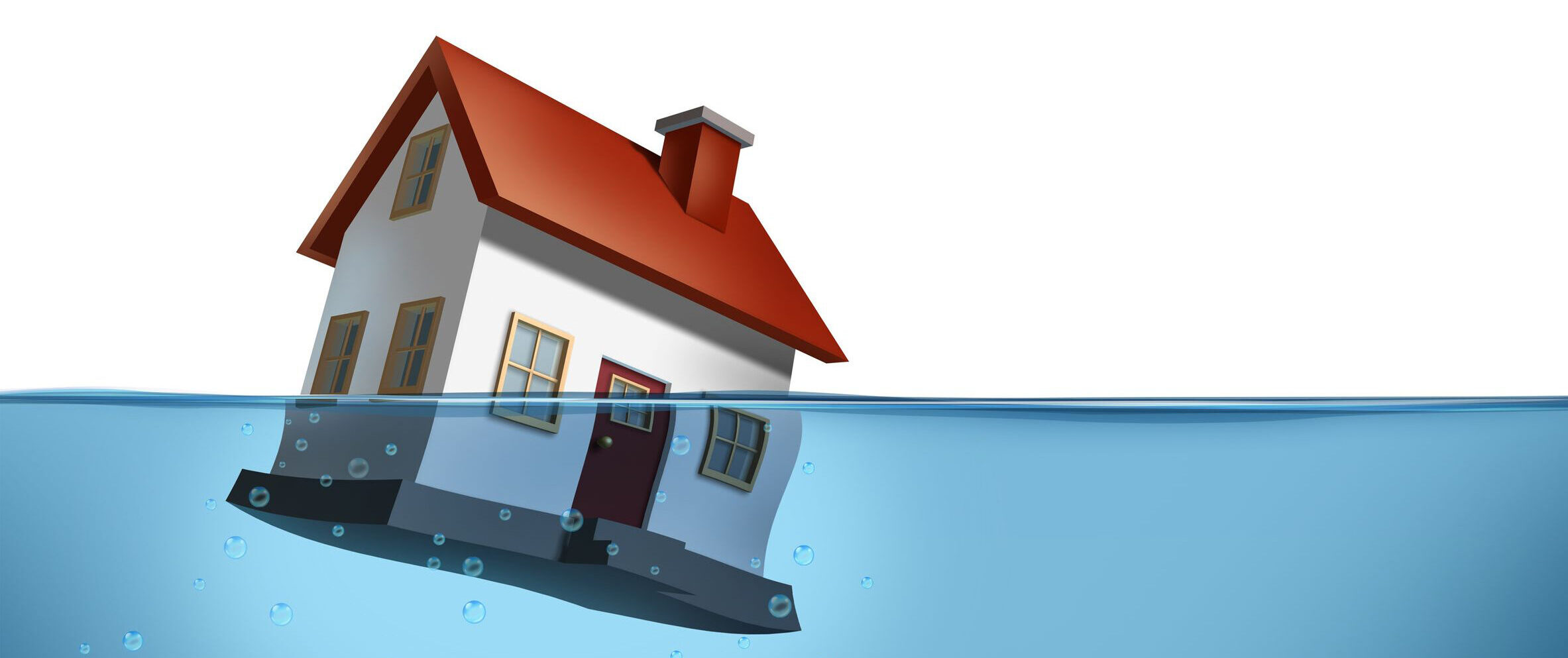 Flood Insurance for business building house