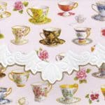 Read more about the article Carol Wilson Teacups Embossed Note Card Set