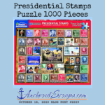 Read more about the article Presidential Stamps Puzzle 1000 Pieces
