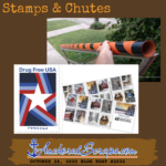 Read more about the article Stamps & Chutes (as in Halloween Candy Chute Idea!)