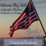 Read more about the article Veterans Day 2020 & Operation Christmas Cards for Our Troops