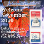 Read more about the article Welcome November 2020