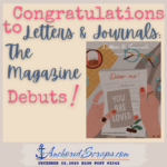 Read more about the article Congratulations Letters & Journals The Magazine – Fall 2020 Premiere Issue Debuts