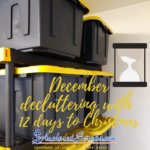 Read more about the article December decluttering with 12 days to Christmas