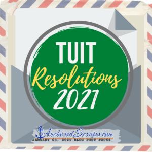 Round Tuit Resolutions 2021