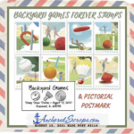 Read more about the article Backyard Games Forever Stamps & Pictorial Postmark