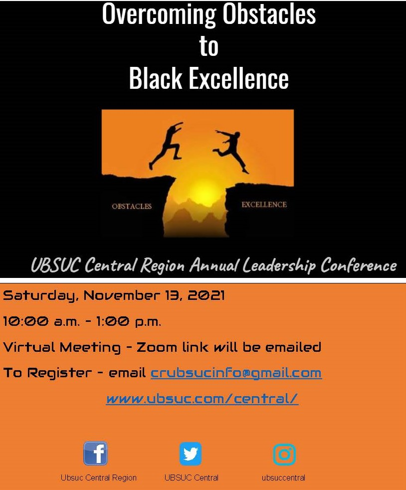 UBSUC CR Conference 11-13-21 Flyer