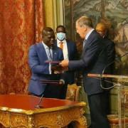 Sierra Leone, Russia sign Visa-free MOU