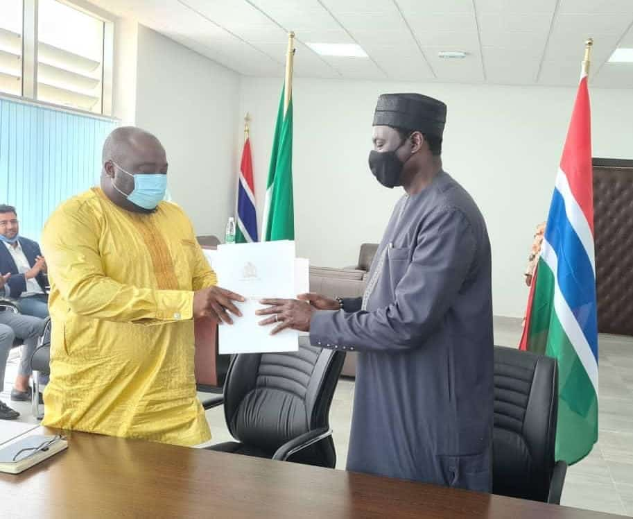 SIERRA LEONE AND GAMBIA TO ENTER INTO FRAMEWORK AGREEMENTS