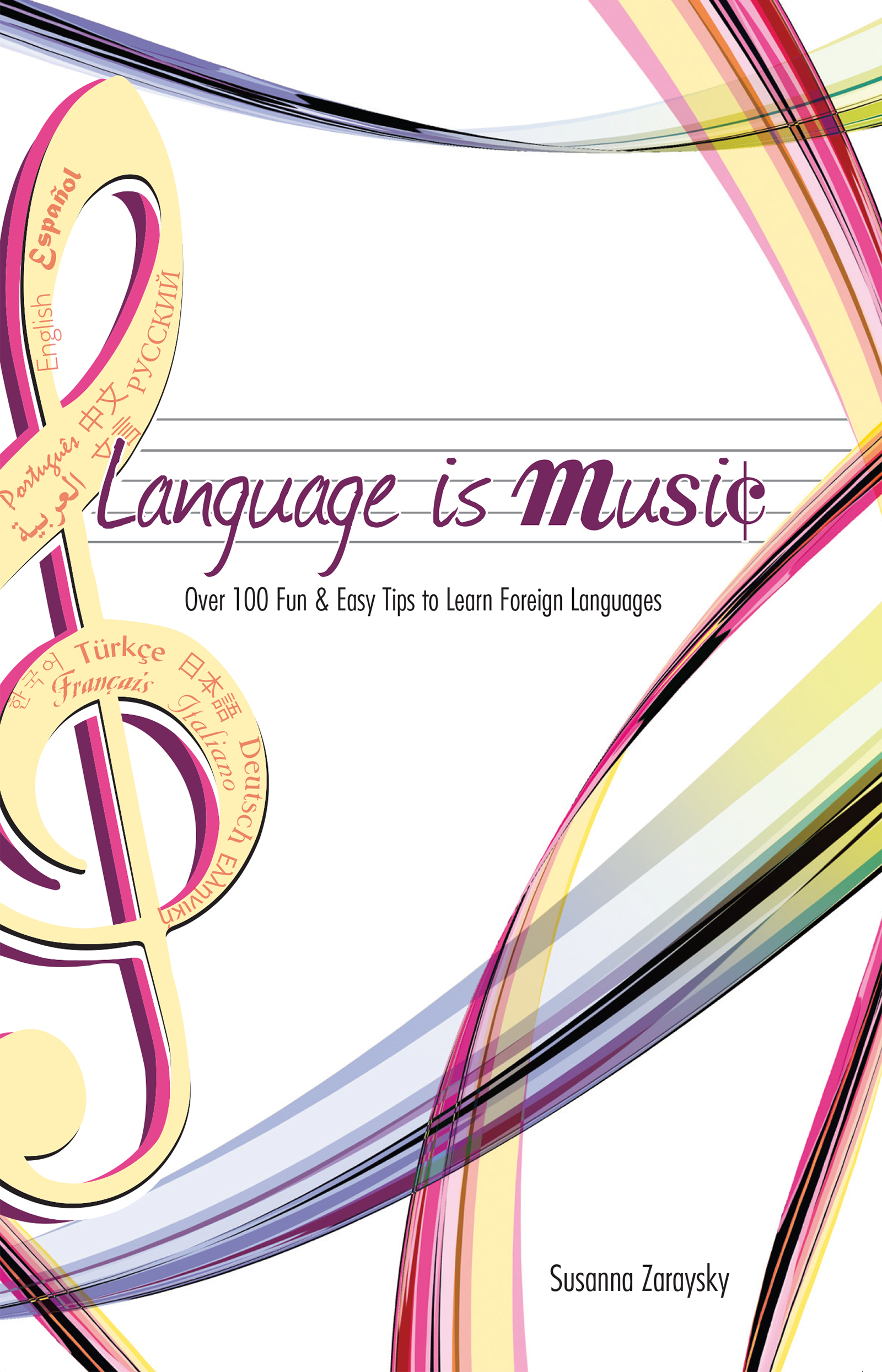 New LIM front cover, how to learn a foreign language