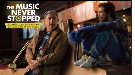 Music Never Stopped film