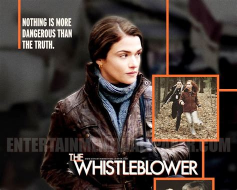 The Whistleblower film