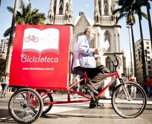 Brazilian mobile library