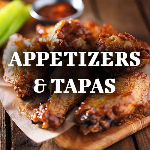 appetizers & tapas