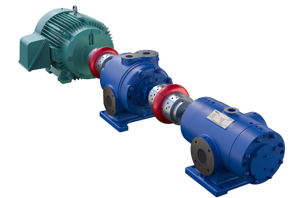 What are the Advantages of a Two Stage Gas Compressor?
