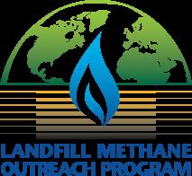 landfill methane outreach program logo