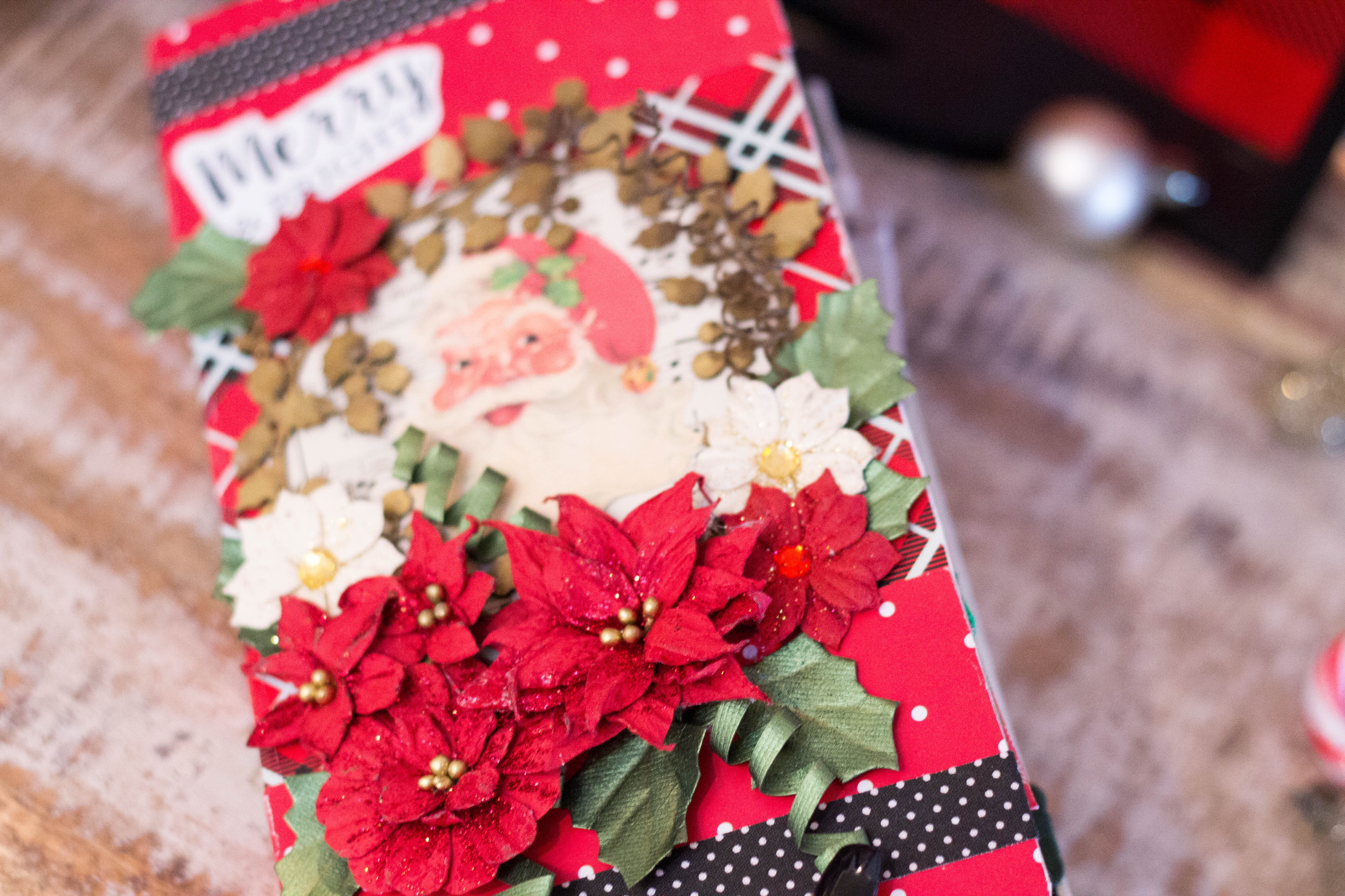 christmas junk journal eileen hull traveler journal-10