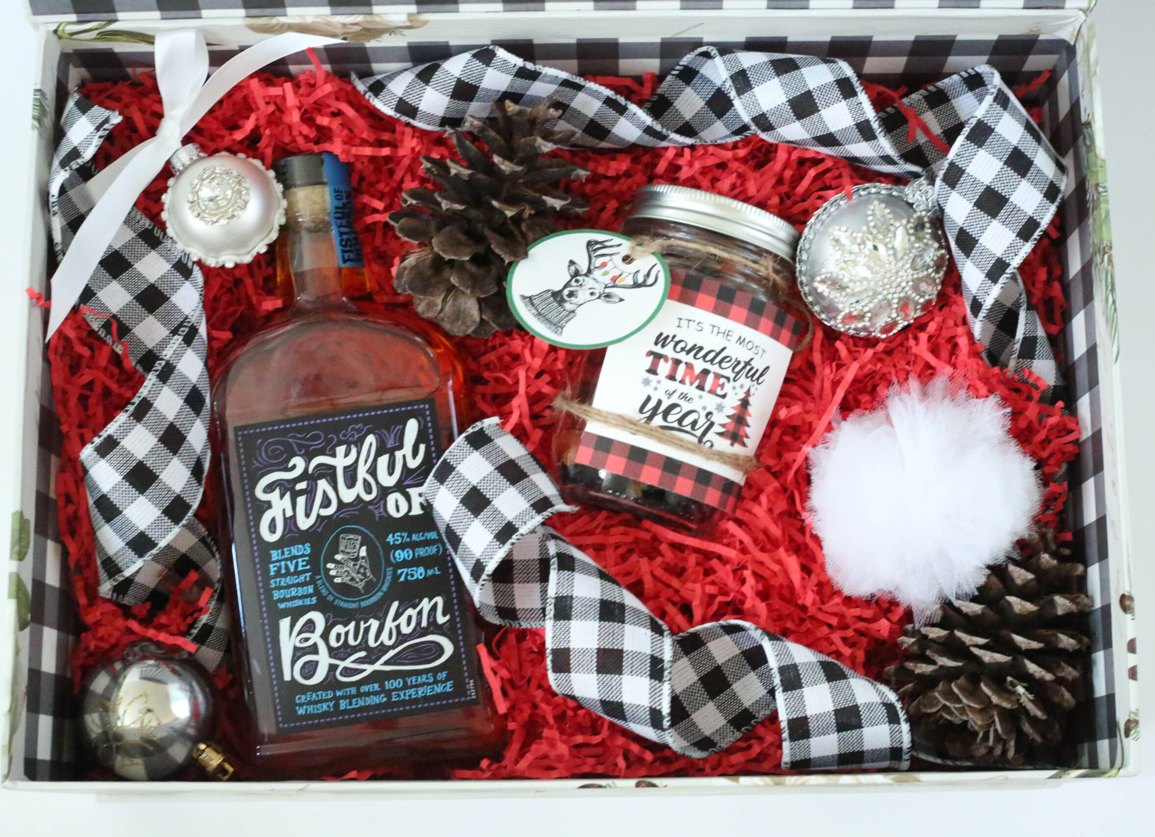 holiday gift packaging idea