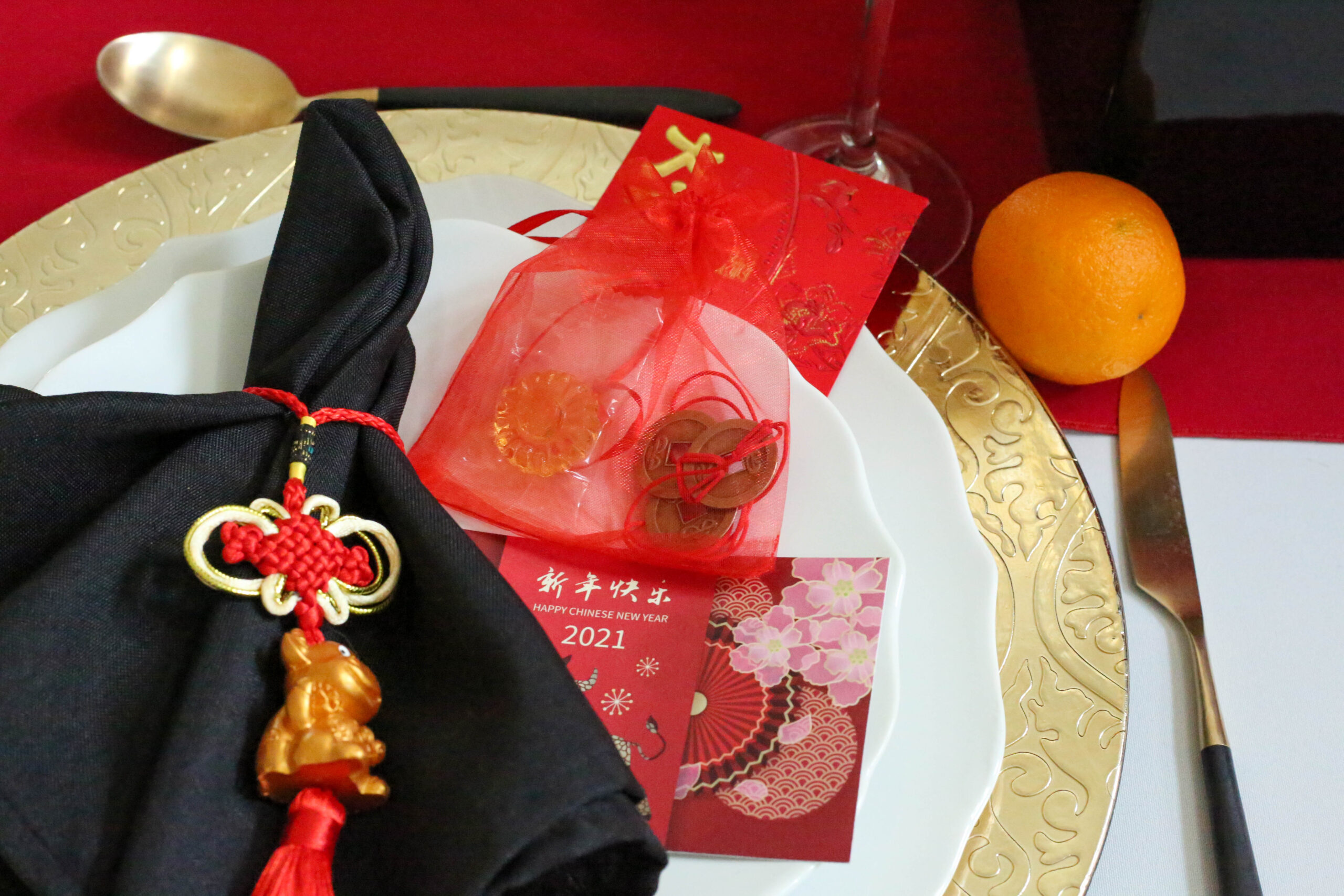 Chinese New Year gifts