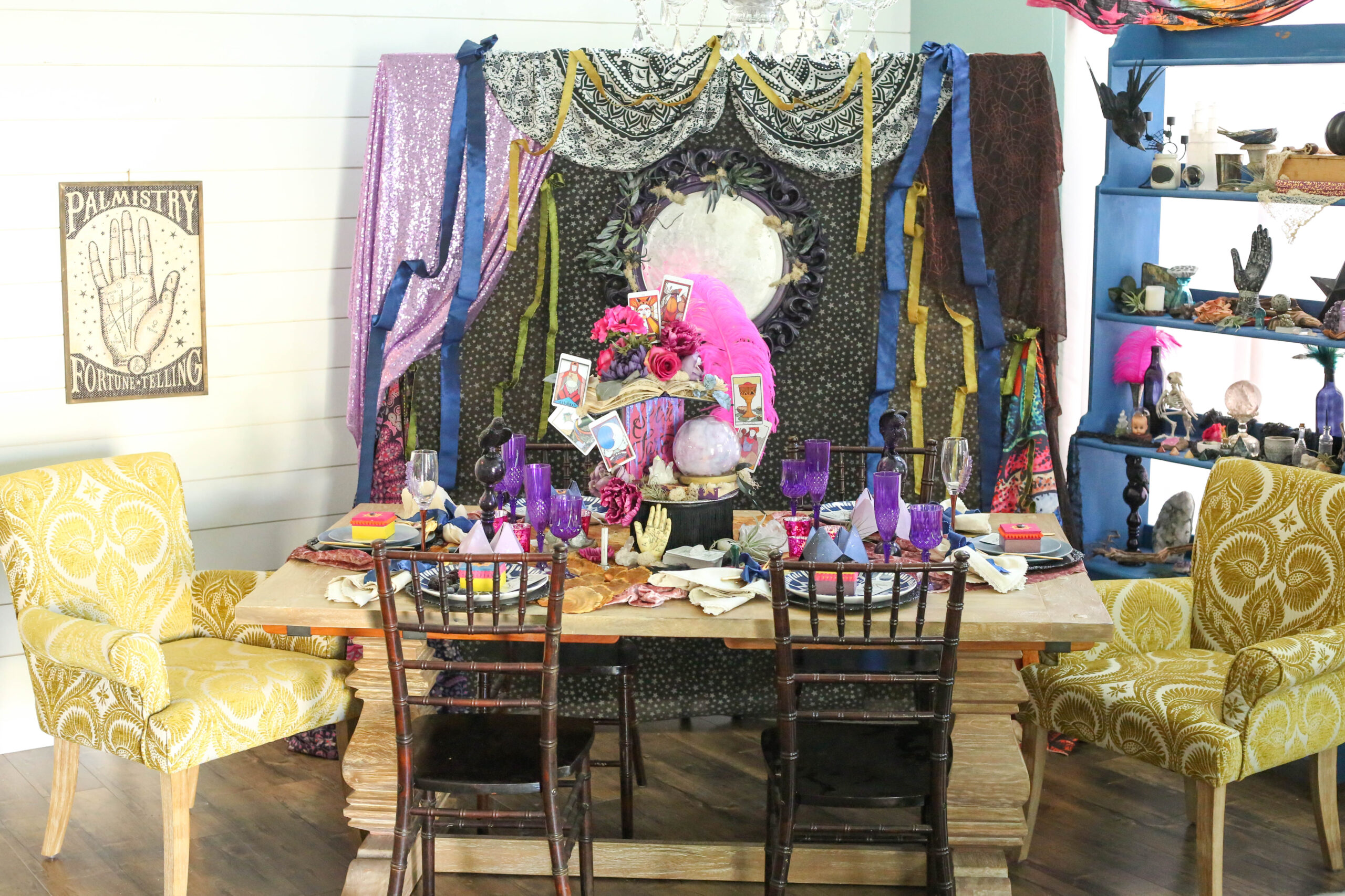 fortune teller party