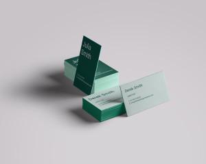 Business-Card core colour