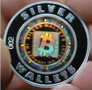 Silver Wallet 2