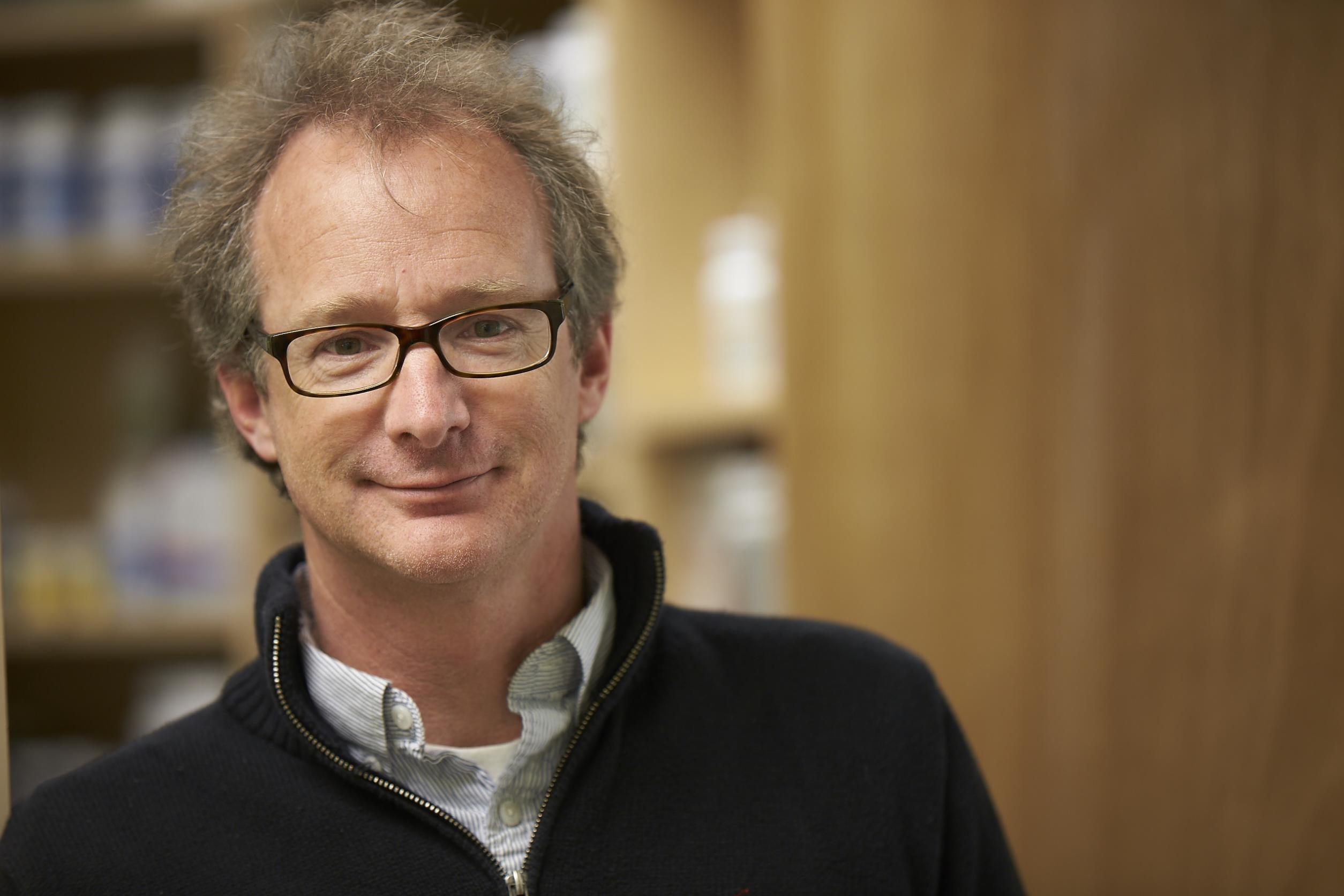 Mark Woodbury, marketing director at Biologic Healthcare