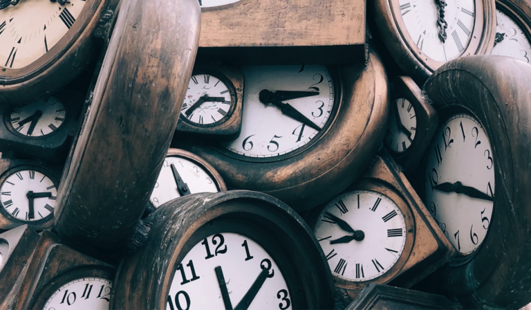 The asset value of your time