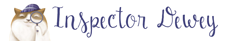 Inspector Dewey Logo