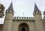 Gate of Salutation, Topkapi Palace