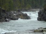 Whitefish River is full
