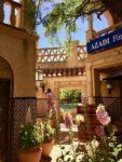 Flowers, tiles, & shops at Tlaquepaque