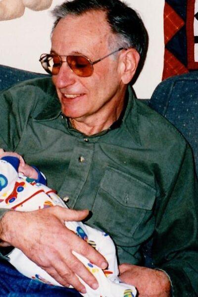 Ross, Raymond obit photo