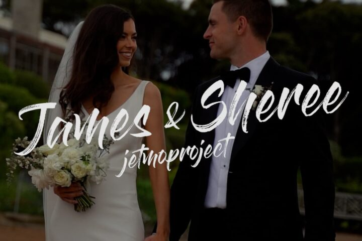 James & Sheree – Mudbrick, Waiheke
