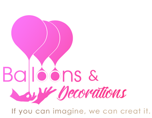 balloons and decoration