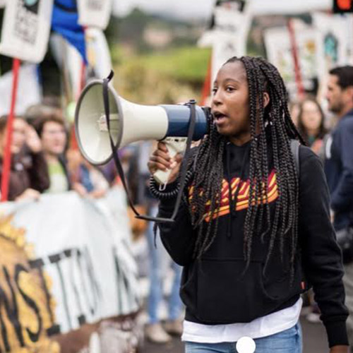 Aniya Butler (she_her), Oakland, CA WATCH VIDEO