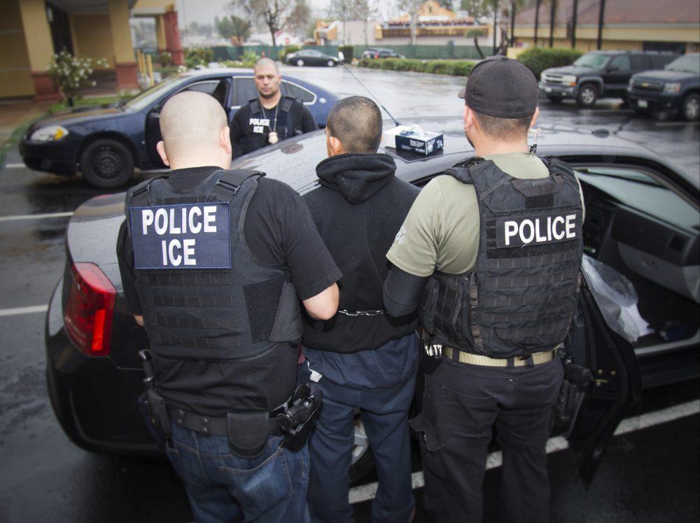 The Arresting Process