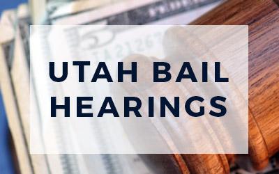 Determining Utah Bail Amount