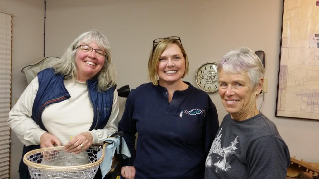 Mary Ann, Ann, and Mary