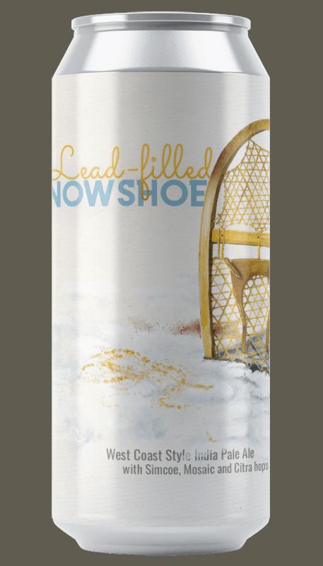 Lead-Filled Snowshoe