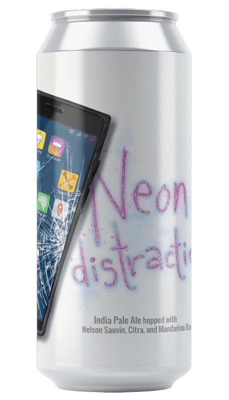 Neon Distraction