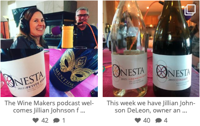 The Wine Makers – Jillian Johnson DeLeon